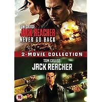 Jack Reacher: 2-Movie Collection [DVD] [2016]