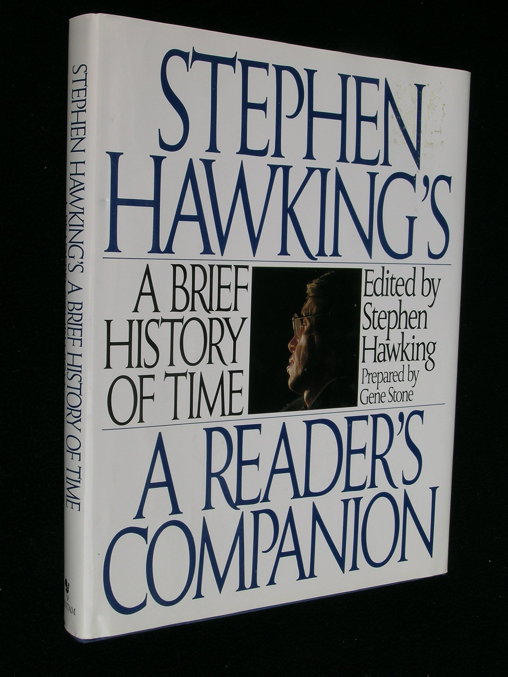 Stephen Hawking's A Brief History Of Time: A Reader'spanion: Stephen  Hawking: 9780553077728: Amazon: Books