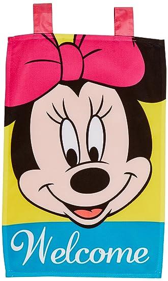 Amazoncom Woods International 4267 Disney Minnie Mouse Welcome