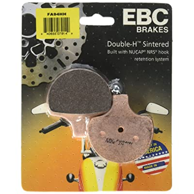 EBC Brakes FA94HH Disc Brake Pad Set: Automotive