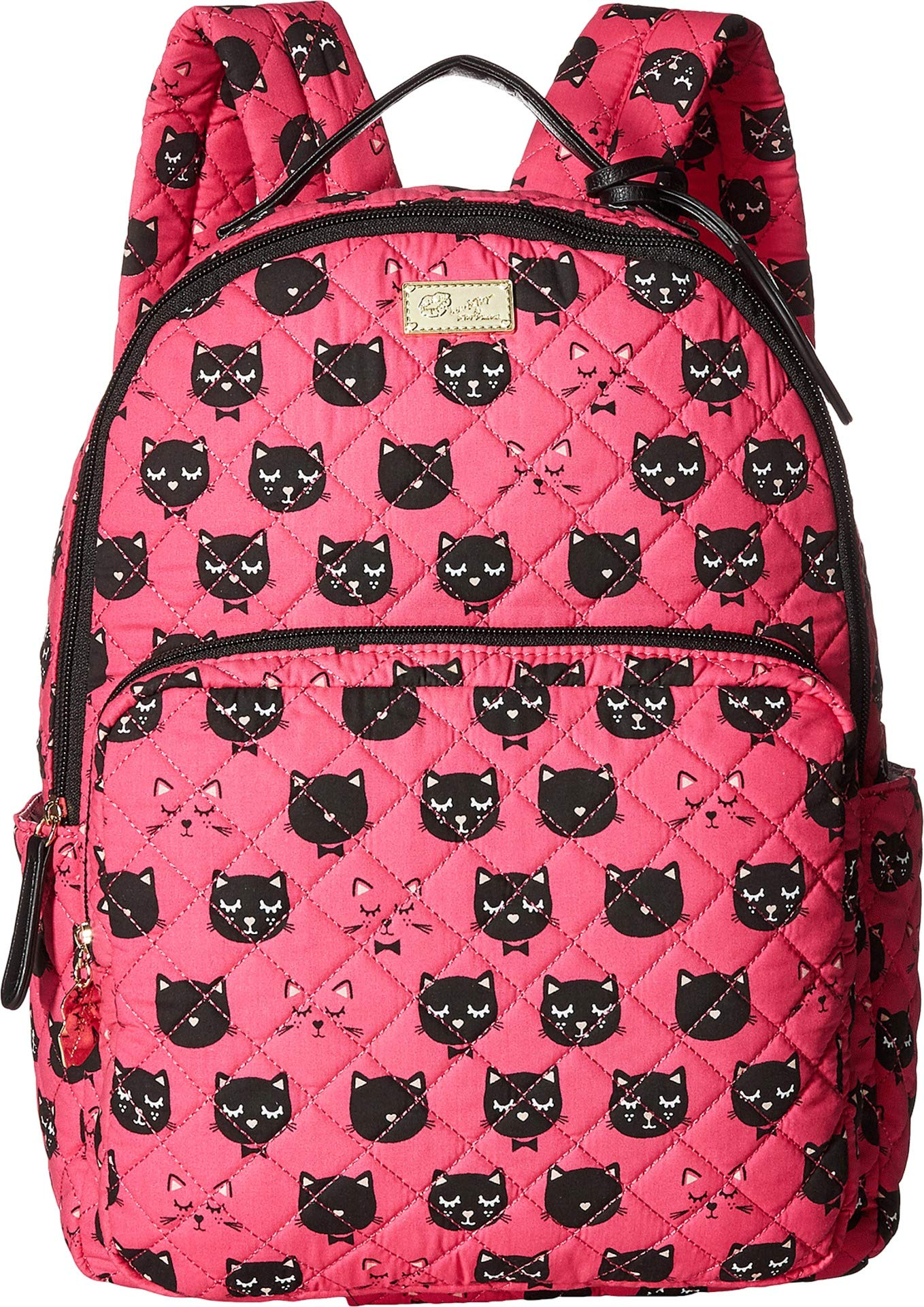 Luv Betsey Women's Tec Fuchsia/Black One Size