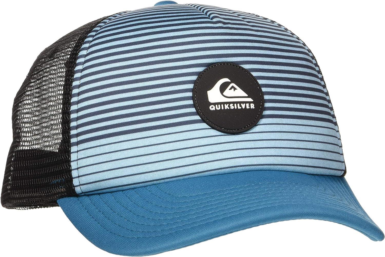 Quiksilver Men's Podium Trucker Hat: Amazon.es: Ropa y