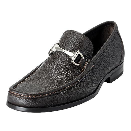 """Leblanc"" Men's Velour Loafers Slip On Casual Shoes US 9EE IT 8EE EU 42EE"