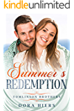 Summer's Redemption (Tomlinson Brothers Book 2)