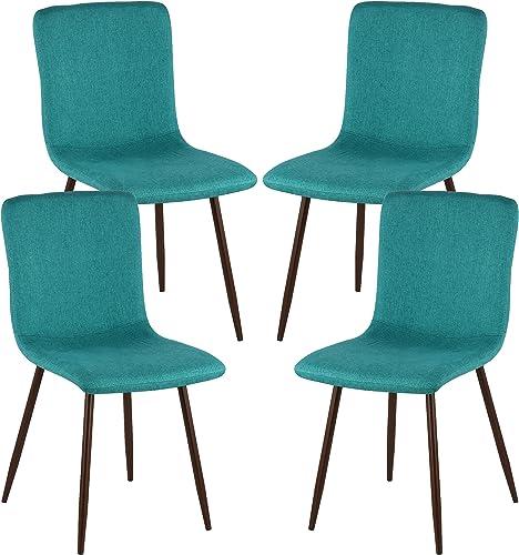EdgeMod EM-287-GRN-X4 Dining chair