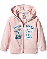 Pepe Jeans Pg580396 - Sweat-shirt à capuche - Uni - Fille
