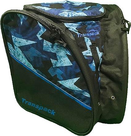 Amazon.com: Transpack Edge Jr - Bolsa de botas para niños ...