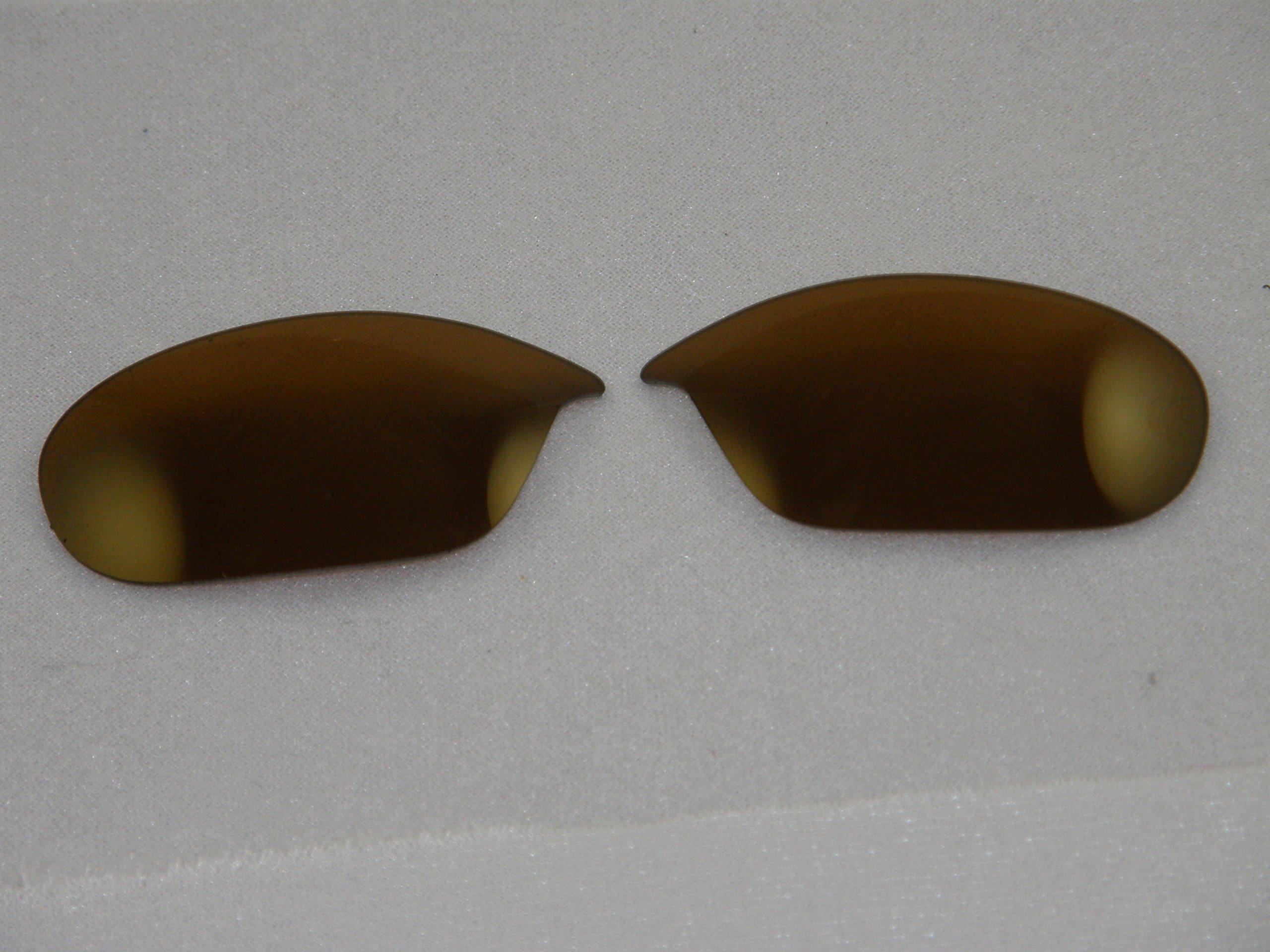 Native Eyewear Throttle Lens Kit, Polarized Bronze Reflex by Native Eyewear