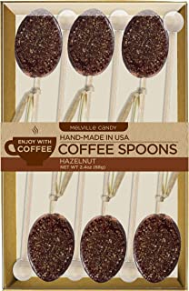 product image for Melville Candy Hazelnut Coffee Spoons