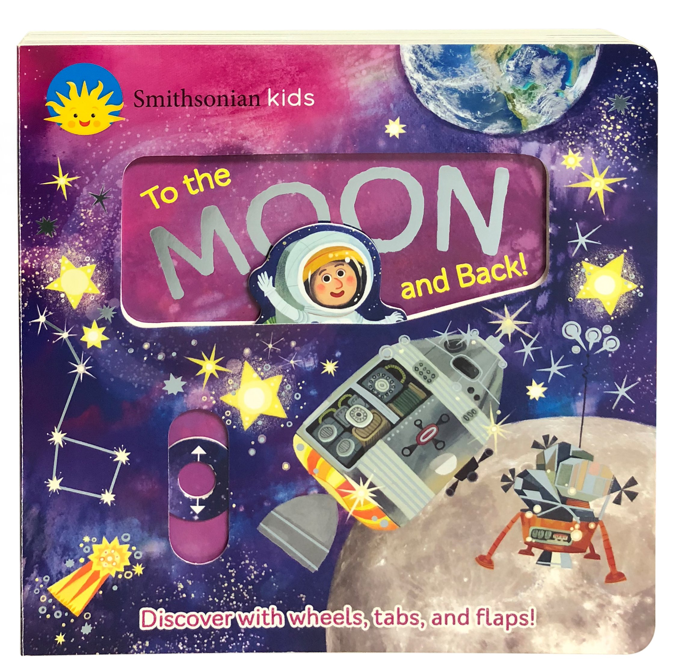 Download Smithsonian Kids: To the Moon and Back (Deluxe Multi Activity Book) pdf epub