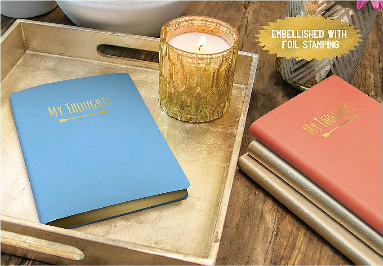 Blue Studio Oh Bibbidy-Bobbidy Leather Esque Journal