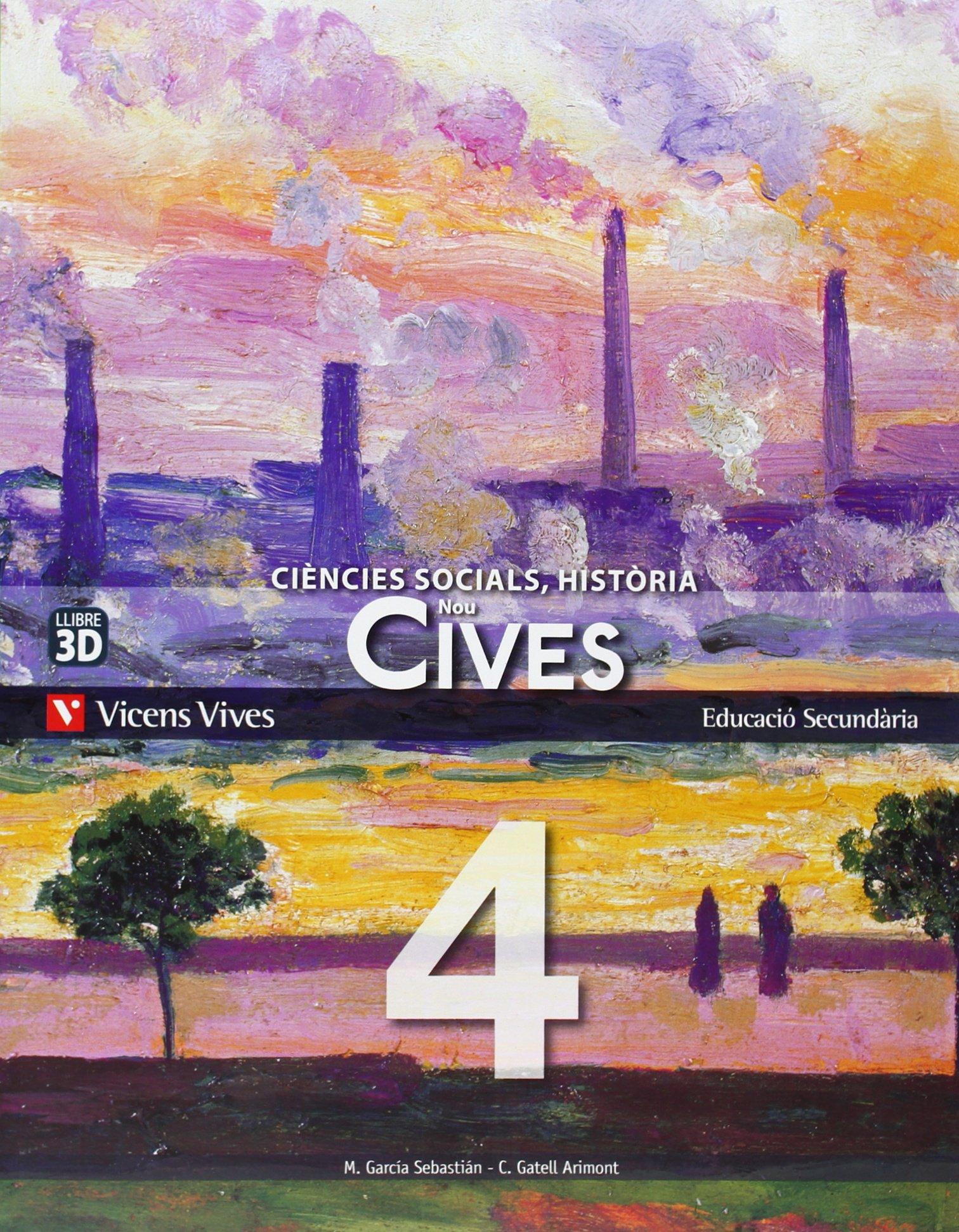 Download Nou Cives 4 Separata pdf