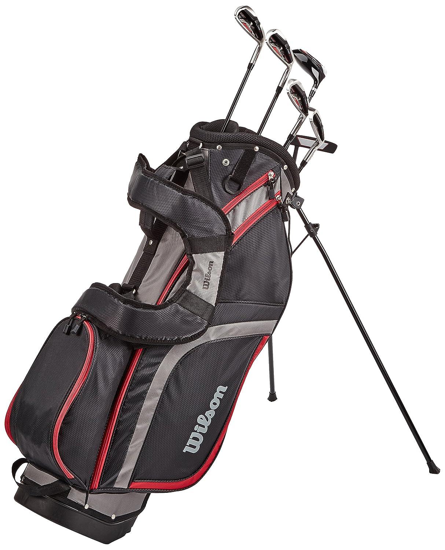 Wilson Pro Staff Hdx Gra Mlh 1/2 Set Juego de Palos de Golf ...