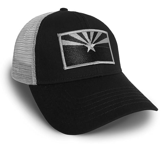 promo code for strange cargo arizona flag black and grey baseball cap hat  c35ca 4dea4 d7a19ae7522f