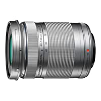 Olympus M.ZUIKO DIGITAL ED 40-150mm 1:4.0-5.6 R Lens - Silver
