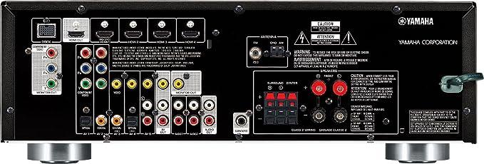 amazon com yamaha rx v371bl 5 1 channel a v receiver discontinued rh amazon com Yamaha Receiver RX V3.71 Manual Yamaha RX V3.71 Manuals PDF