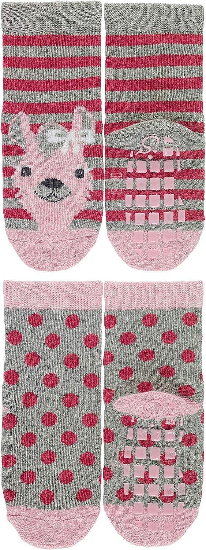 Sterntaler Baby Punkte M/ädchen Socken Abs-s/öckchen Dp Lama