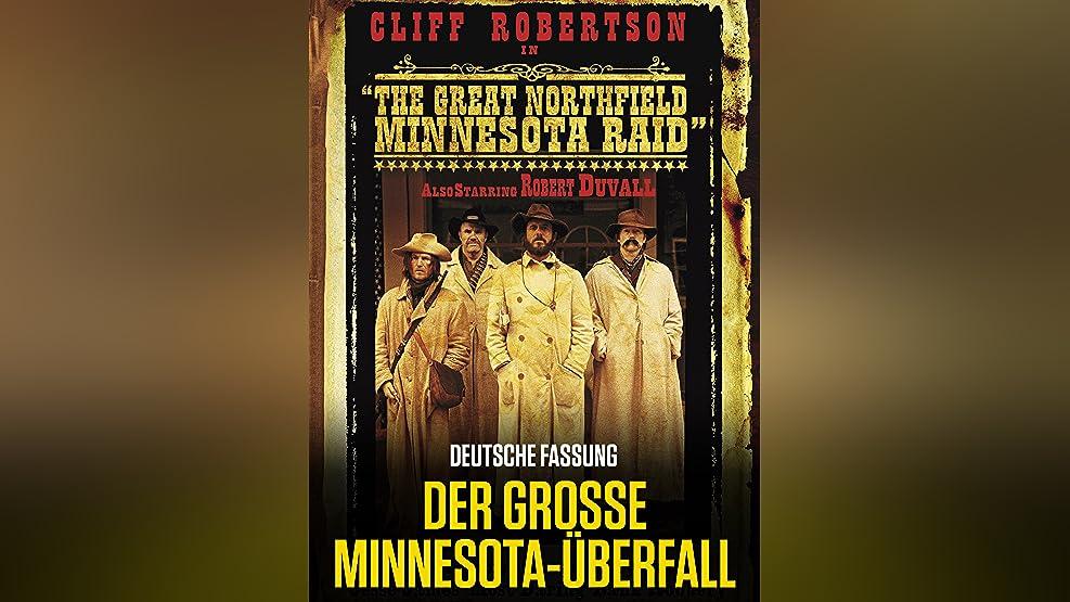 Der große Minnesota-Überfall