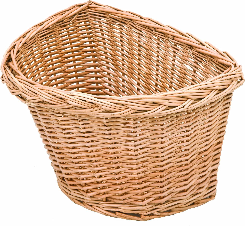 TOTE 400 Wicker Handlebar Basket by Bell 3Yo0SpARZ3