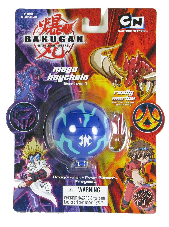 Amazon.com: Bakugan Mega Keychain Series 1 Fear Ripper: Toys ...