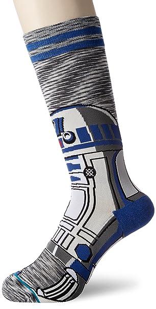 Calcetines oficiales LucasFilm y Starwars Stance ~ R2 Unit: Amazon.es: Ropa y accesorios
