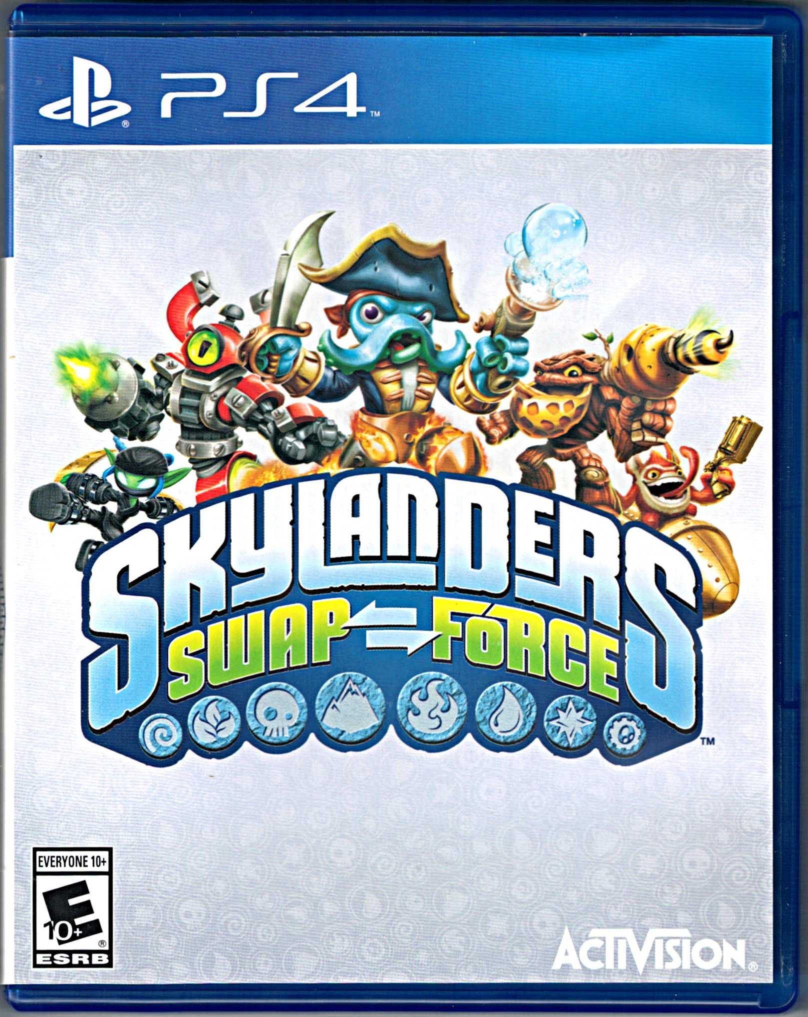 Uncategorized Skylanders Swap Force.com amazon com ps4 skylanders swap force game only video games only