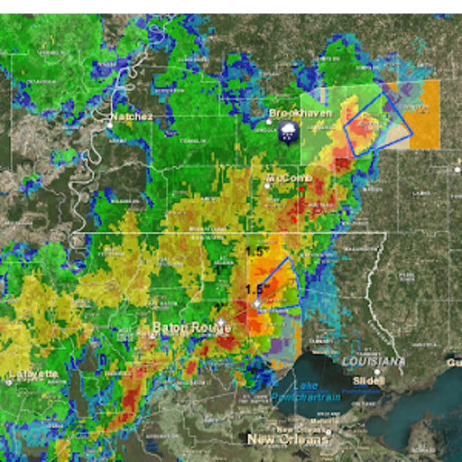 (Strom Tracker Weather Radar)