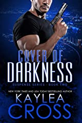 Cover of Darkness (Suspense Series Book 2) Kindle Edition