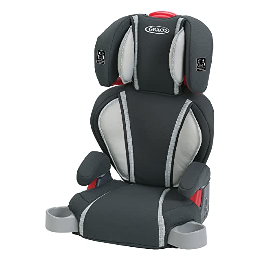 Graco Highback Turbo Booster Car Seat, Glacier