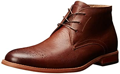 Men's Florsheim Rockit Plain Ox, Size: 7.5 3E, Brown Distressed Milled Leather