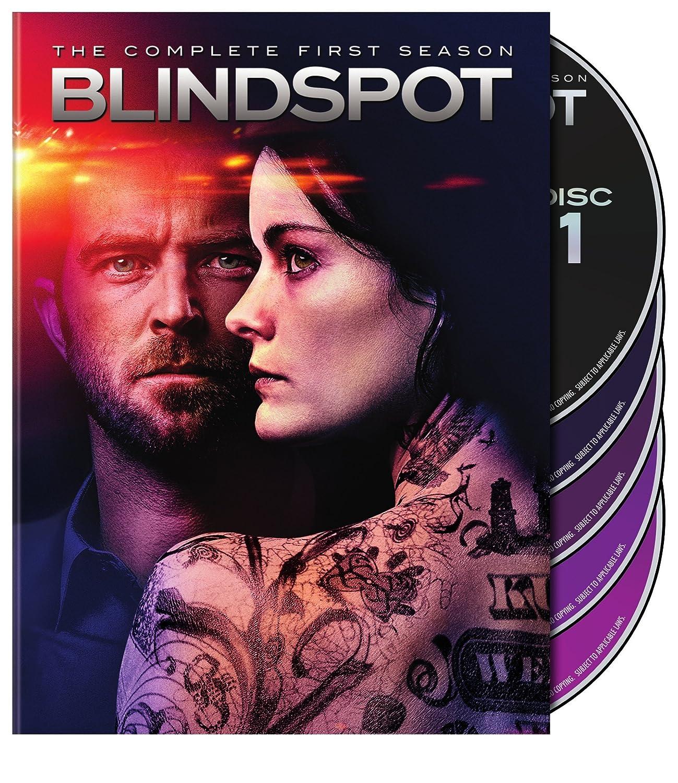 Blindspot: Complete TV Series First Season 1 Box / DVD Set