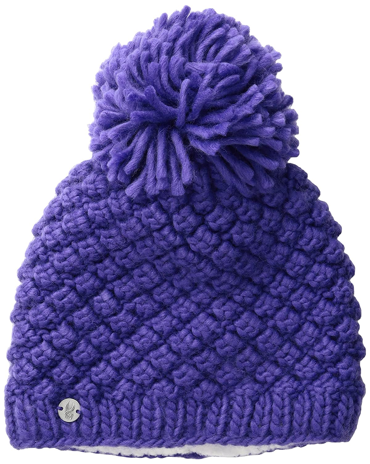 1134e664cd902c Amazon.com: Spyder Girls Brrr Berry Hat, Pixie, One Size: Clothing