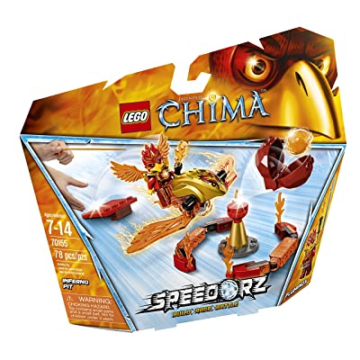 LEGO Chima 70155 Inferno Pit Building Toy: Toys & Games