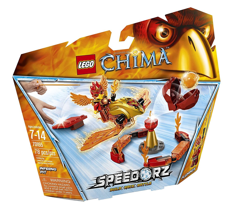 Inferno By Lego Chima Toy Building LegoJeux 70155 Pit mNwv0O8n