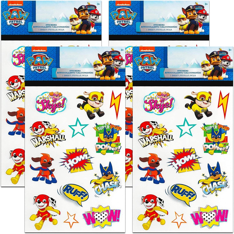 Paw Patrol Children/'s Sticker Pad activité enfants présent Stocking Fête Remplisseur