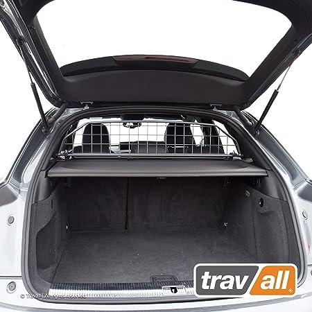 Travall Guard Hundegitter Kompatibel Mit Audi Q3 Ab 2011 2018 Rs Q3 2013 2018 Tdg1519 Maßgeschneidertes Trenngitter In Original Qualität Auto
