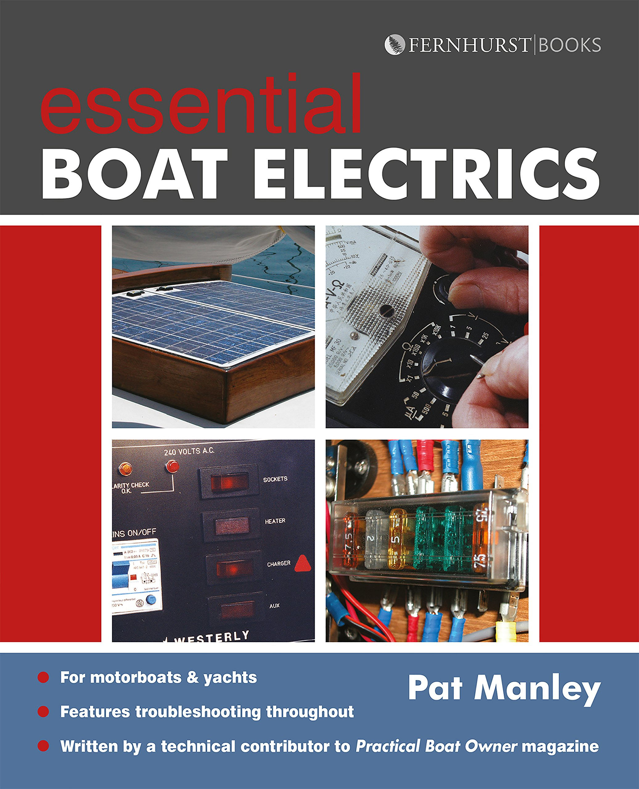 Boatowners Illustrated Wiring Handbook Charles Wing Boat Ac Essential Electrics