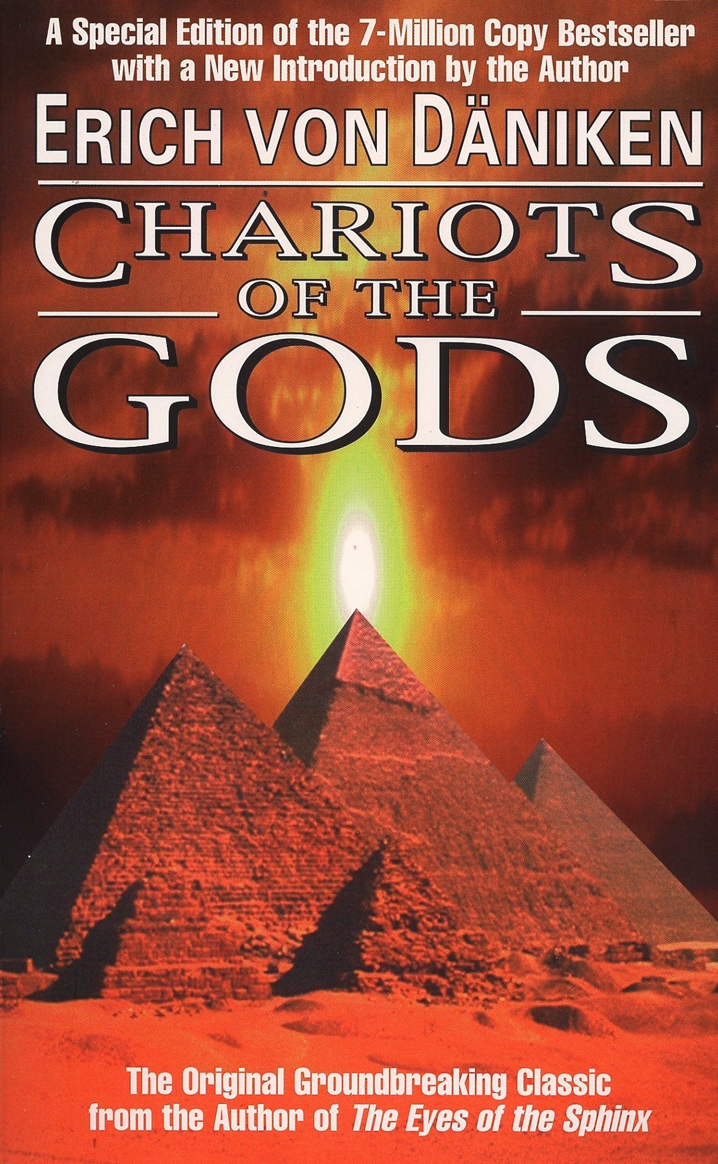 Chariots of the Gods: Erich Von Daniken: 8601417232620: Books - Amazon.ca