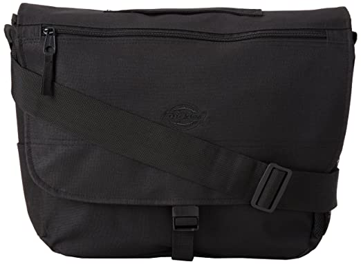 Amazon.com | Dickies Postal Messenger, Black, One Size | Messenger ...