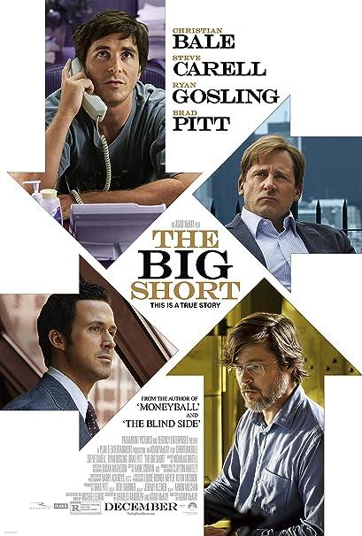 Image result for the big short poster