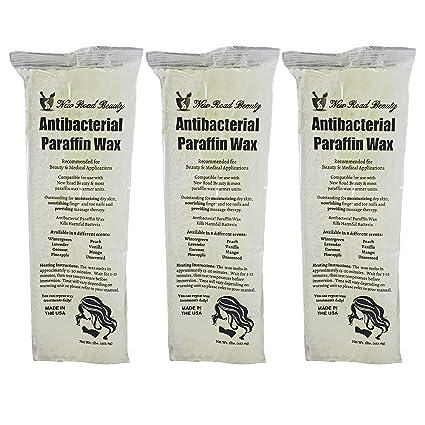Amazon.com: New Road Beauty - Cera de parafina ...