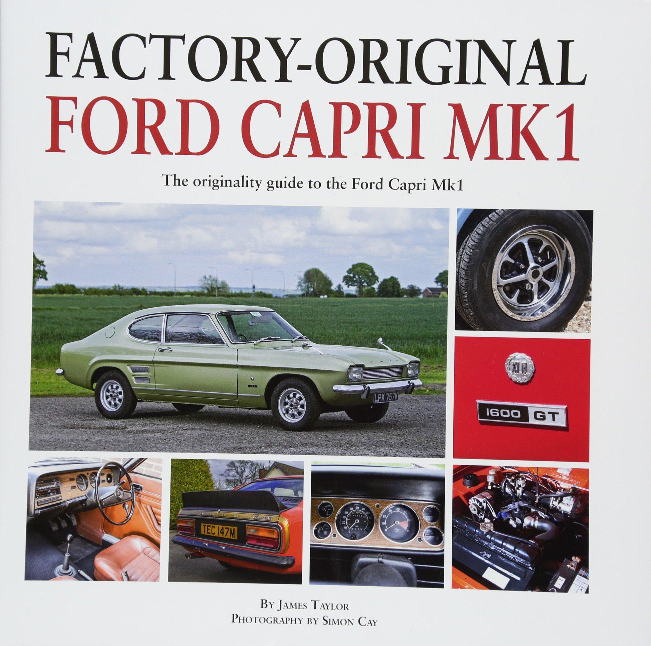 Factory-Original Ford Capri Mk1