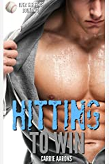 Hitting to Win (Over the Fence Book 2) Kindle Edition