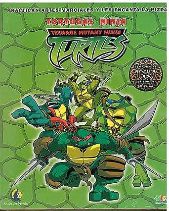 Tortugas Ninja (2 temporadas completas) [DVD]: Amazon.es ...