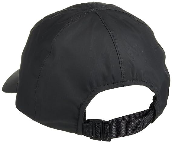 150c5844386d The North Face Dry Vent Logo Cap, Black/Tfn Black: Amazon.co.uk: Clothing