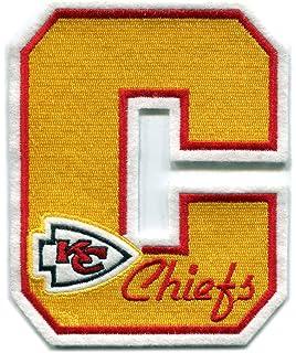 low priced 87d38 1cb72 Amazon.com : Lamar Hunt Kansas City Chiefs AFC 'LH' Logo ...