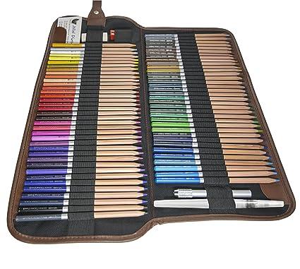 Amazon.com: JNW Direct Watercolor Pencils, Best Water Soluble ...