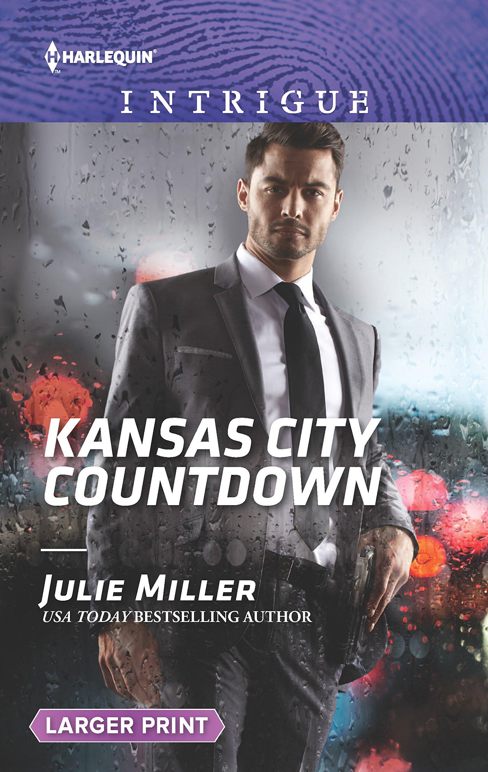 Download Kansas City Countdown (The Precinct: Bachelors in Blue) ebook