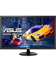 ASUS VP228HE, 21.5 Inch FHD (1920 x 1080) Gaming Monitor, 1 ms, HDMI, D-Sub, Low Blue Light, Flicker Free, TUV Certified