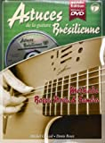 Roux/Ghuzel Astuces Guitare Bresilienne Volume 1 Gtr Tab Book/Cd/Dvd